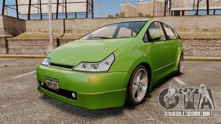 Karin Dilettante new wheels para GTA 4