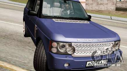 Land Rover Supercharged Stock 2010 V2.0 para GTA San Andreas