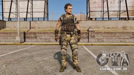 Mike Harper para GTA 4