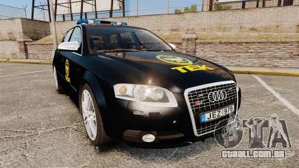 Audi S4 Avant TEK [ELS] para GTA 4