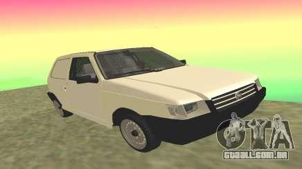 Fiat Uno Fire Cargo para GTA San Andreas