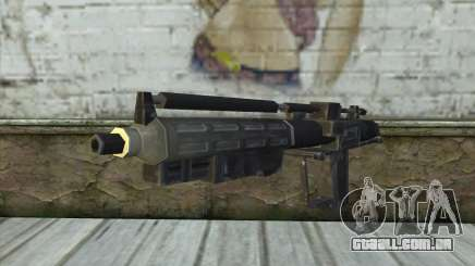 O rifle de Star Wars para GTA San Andreas