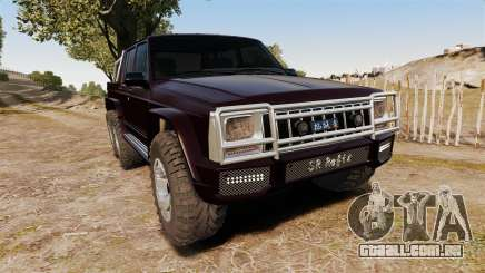 Jeep Carver 6X6 para GTA 4