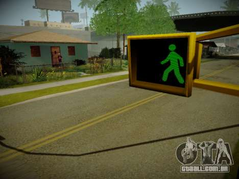ENBSeries para PC fraco por Makar_SmW86 para GTA San Andreas segunda tela