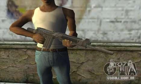 SC-2010 из COD: Ghosts para GTA San Andreas terceira tela