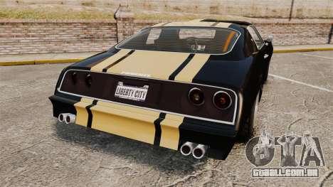 GTA V Imponte Phoenix para GTA 4 traseira esquerda vista