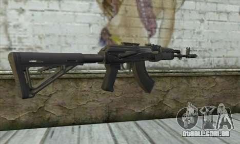 AKM - 47 para GTA San Andreas segunda tela