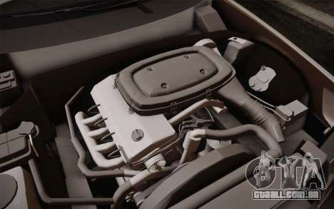 Mercedes-Benz E-Class W124 Kombi para GTA San Andreas vista inferior