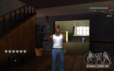 C-HUD by Pro para GTA San Andreas