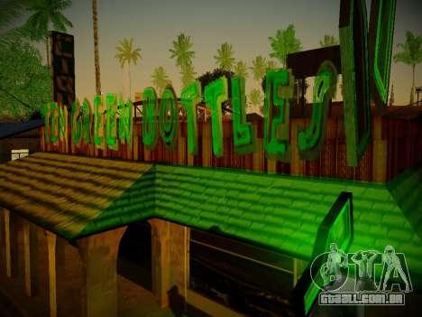 ENBSeries para PC fraco v3.0 para GTA San Andreas por diante tela