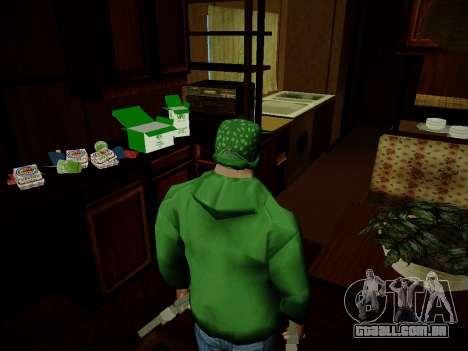 Journey mod: Special Edition para GTA San Andreas sexta tela