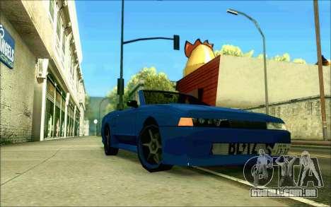 Elegia Tóquio Conversível para GTA San Andreas