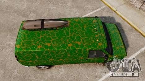 GTA V Bravado Rumpo para GTA 4 vista direita
