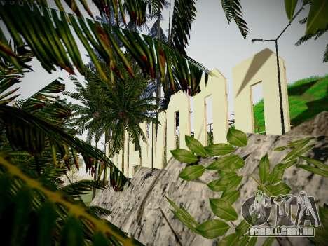 New Vinewood Realistic v2.0 para GTA San Andreas