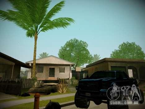 ENBSeries para PC fraco por Makar_SmW86 para GTA San Andreas terceira tela