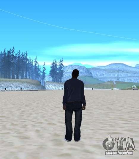New Maddogg para GTA San Andreas segunda tela