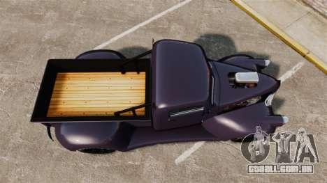 Dumont Type 47 para GTA 4 vista direita