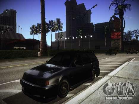 ENBseries para PC fraco v2.0 para GTA San Andreas terceira tela
