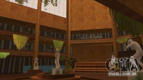 Textura Artium para GTA San Andreas segunda tela