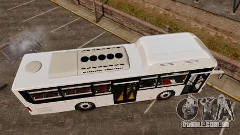 Daewoo BS110CN para GTA 4 vista direita