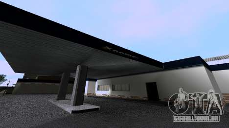 Nova Garagem para GTA San Andreas terceira tela