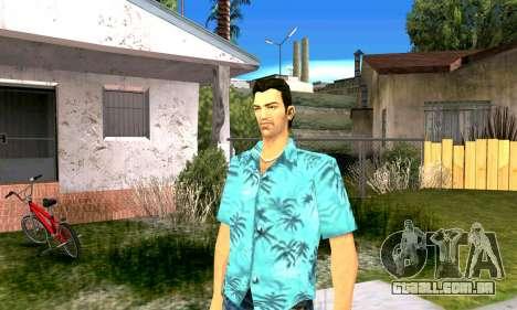 O som do GTA 3 após o fim da missão para GTA Vice City