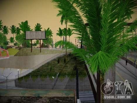 ENBSeries para PC fraco v3.0 para GTA San Andreas segunda tela