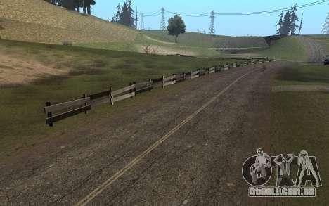 RoSA Project v1.4 Countryside SF para GTA San Andreas sétima tela