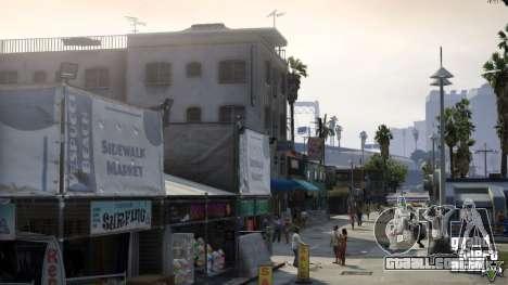 Os ecrãs de carregamento estilo de GTA 5 para GTA San Andreas terceira tela