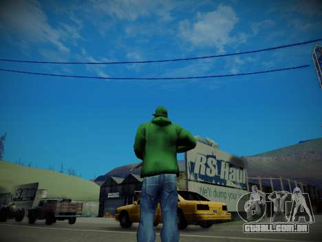 Journey mod: Special Edition para GTA San Andreas