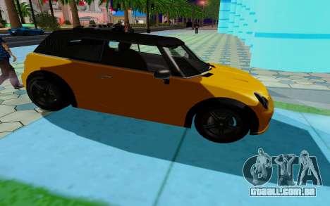 GTA 5 Weeny Issi V1.0 para GTA San Andreas vista direita
