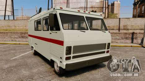 GTA V Zirconium Journey para GTA 4