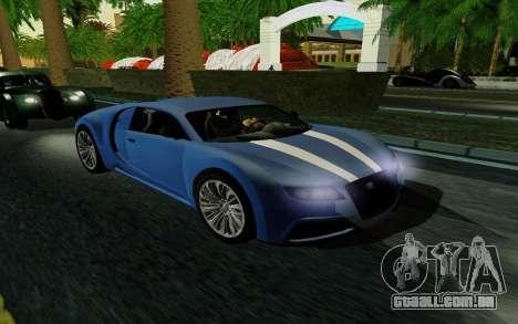 Gta 5 Truffade Adder para GTA San Andreas