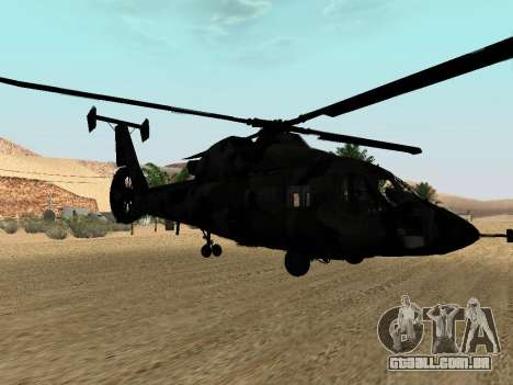 KA-60 para vista lateral GTA San Andreas