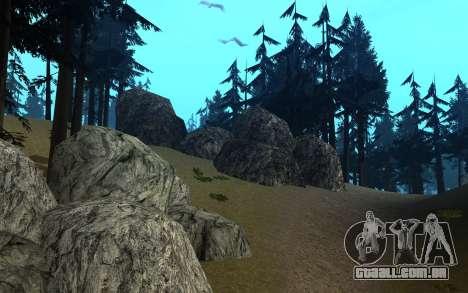 RoSA Project v1.4 Countryside SF para GTA San Andreas décimo tela