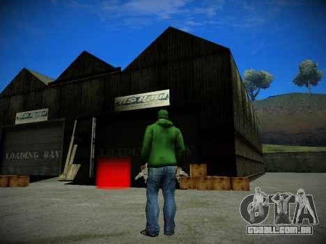 Journey mod: Special Edition para GTA San Andreas segunda tela