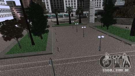 Novo Parque para GTA San Andreas terceira tela