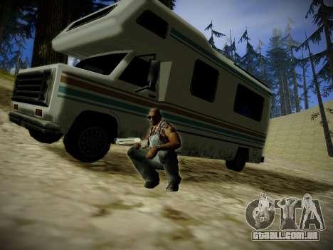 Journey mod: Special Edition para GTA San Andreas décimo tela