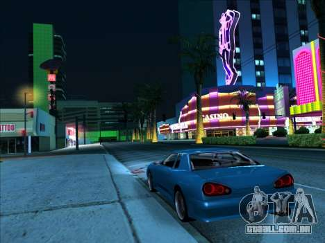 Elegy With a Pipe v1.2 para GTA San Andreas vista direita