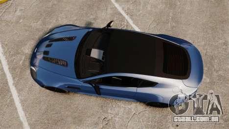 Aston Martin V12 Vantage S 2013 [Updated] para GTA 4 vista direita
