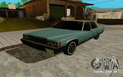 Emperor GTA 5 para GTA San Andreas