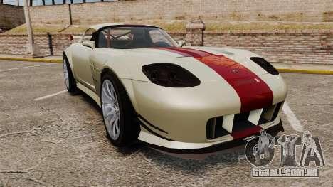Bravado Banshee GT3 para GTA 4