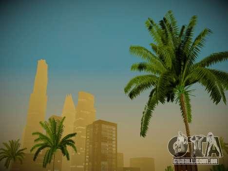 ENBSeries para PC fraco v3.0 para GTA San Andreas sexta tela