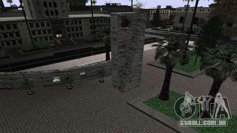 Novo Parque para GTA San Andreas quinto tela