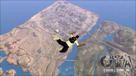 Distance View Mod para GTA San Andreas segunda tela
