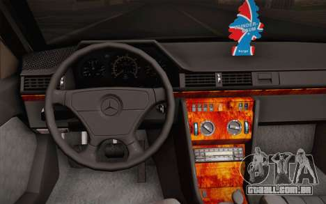 Mercedes-Benz E-Class W124 Kombi para vista lateral GTA San Andreas