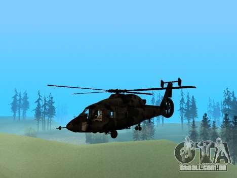 KA-60 para GTA San Andreas