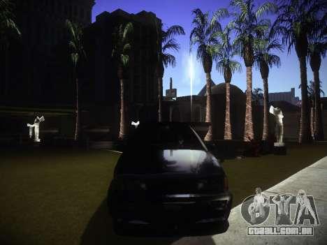 ENBseries para PC fraco v2.0 para GTA San Andreas segunda tela