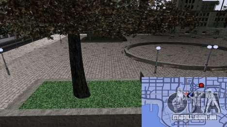 Novo Parque para GTA San Andreas sexta tela