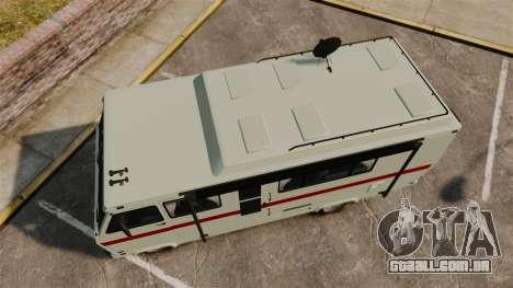 GTA V Zirconium Journey para GTA 4 vista direita